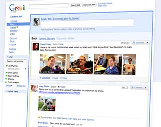 Google Buzz on WordPress