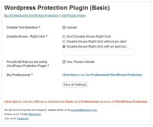 wordpress protector plugin